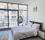 Furnished Elegant Studio with Fully-Equipped Kitchen | Shamal Residence 2