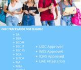University Programs Call 052 908 2284