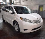 2017 Toyota Sienna for sell