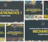 Pearson Edexcel International A Levels Mathematics Textbooks