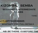 Kizomba & Semba Dance Lessons