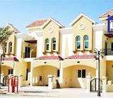 3 Bedroom villa For rent in Dubai south Special Offer 55k by 4 chqs