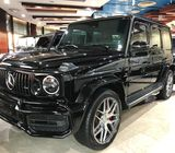 MERCEDES G63 AMG **2020** PRE-OWNED