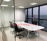 +Fully Fitted Furnished Office/ Vacant/ JBC 4