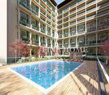 Furnished 1BR Apartment in Masdar City
