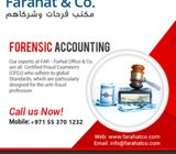 FORENSIC AUDIT, FRAUD INVESTIGATION, AND DETECTION SERVICES