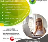 Class of Choice - Live Online Courses and Tutorials