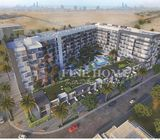 In Masdar City, Fully furnished Beautiful One-Bedroom
