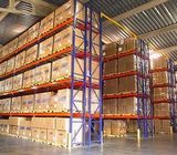 used and new racking material