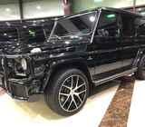 Mercedes G63 Ed. 1 **2016** European Spec