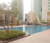Fully Furnished 1BR Apartment With Sea View