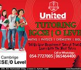 O Level Tutoring in Ajman Whatapp 0547727005