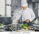 COOK required Indian or Nepali on visit or canceled visa