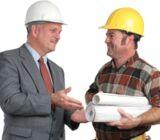 مشاريع البناء والتمويل العقاري