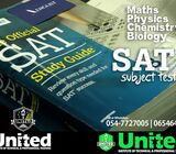 SAT SUBJECT TEST PREPARATION UNITED 065464400 | 0547727005