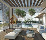 High-Quality Beachside Villa in  Al Saadiyat