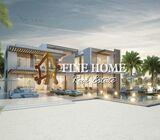Design Your New 4BR Villa in a Beach-Side Area.