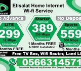 eLife Offer - Free installation worth AED 299 | Etisalat UAE