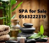 SPA FOR RENT IN 4 star hotel in Dubai