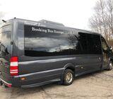 MS Bus Rental & Minivan MiniBus Rental in dubai