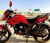 Hero Hunk 150cc Delivery Bike/Indian Origin/From official dealer/Zero meter
