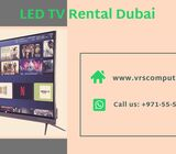 Innovative LCD & LED TV Rentals in Dubai