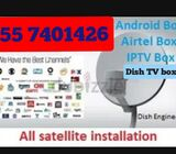 satellite receiver available HD AND 4K 0557401426