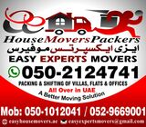 BEST HOUSE MOVERS AND PACKERS Al AIN 052 9669001