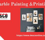Marble Painting and Printing