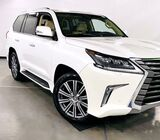 Want to sell Lexus LX 570 2017 Model