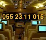 Pick and Drop Service From Sharjah To Duba - DIP/IMPZ(DPC)Al Quoz / JVC - Jumeira Village Circle /