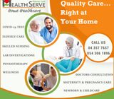 Newborn and Child Care Nursing Services