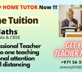 MATHS PRIVATE TUITION IN SHARJAH