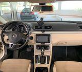 A Beautiful, Clean Volkswagen Passat CC