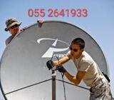 Airtel dish TV fixing repair Dubai 0552641933 Low price