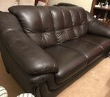 PU Leather Soft Set (3+2) Seater