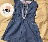 Kids Dresses (1-2yrs)