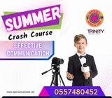 Effective Communication Summer classes