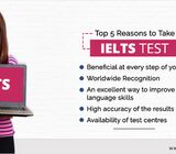 Ielts, PTE and OTE languge test training