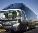 Bus rental Dubai Offer Staff Transportation Service