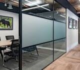 OFFICE GLASS / GYPSUM PARTITION DISMANTLING, DISPOSING AND RE INSTALLATION SERVICES
