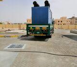 Hiab crane truckbfor rent