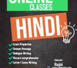 Hindi Online classes