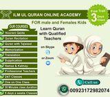 Female Quran Teacher for Kids