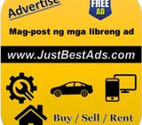 Free Classified Ads Site