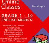 English & Maths Classes
