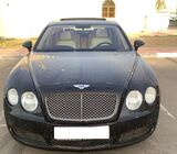 Bentley Continental Used Very Good Condition Low Millage Dubai