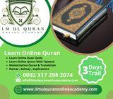 Online Quran Classes in Tajweed - Quran Teacher available