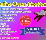 Online and Home Quran Tuition Available for you