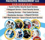 SECURITY GUARD AND CLEANING SERVICES